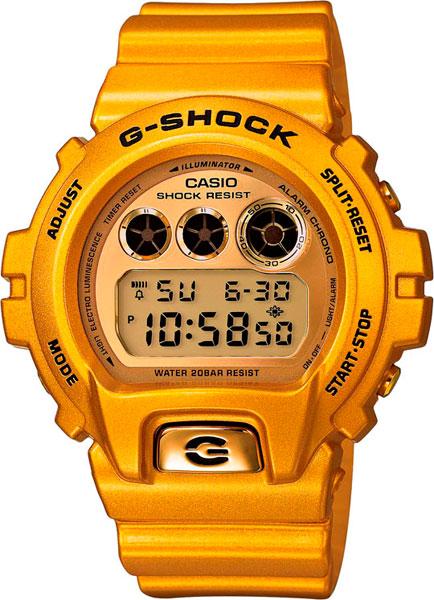 Наручные мужские часы Casio DW-6900GD-9E