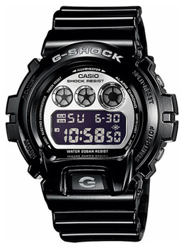 Наручные мужские часы Casio DW-6900NB-1E