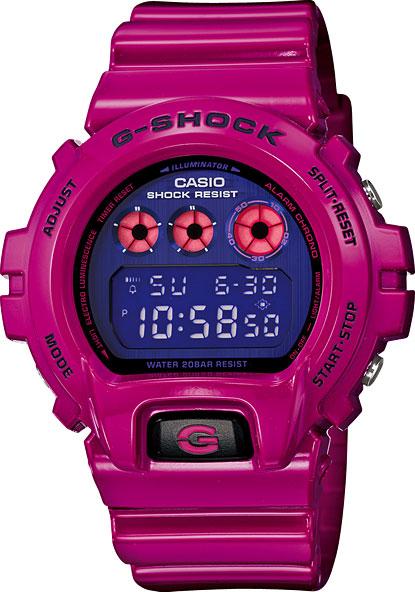 Наручные мужские часы Casio DW-6900PL-4E