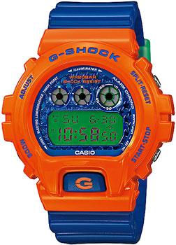 Наручные мужские часы Casio DW-6900SC-4E