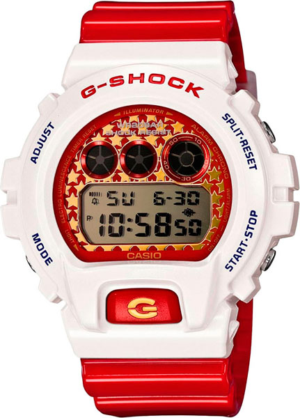 Наручные мужские часы Casio DW-6900SC-7E