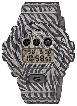 Наручные мужские часы Casio DW-6900ZB-8E