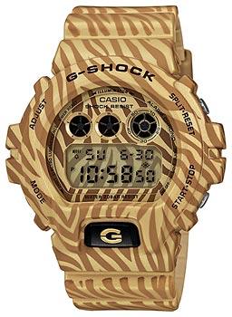 Наручные мужские часы Casio DW-6900ZB-9E