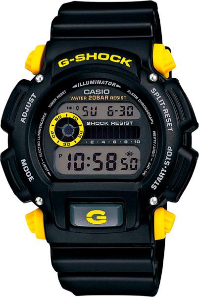 Наручные мужские часы Casio DW-9052-1C9