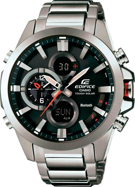 Наручные мужские часы Casio ECB-500D-1A