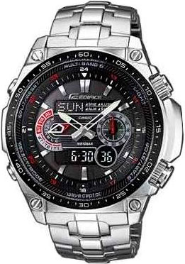 Наручные мужские часы Casio ECW-M300EDB-1A