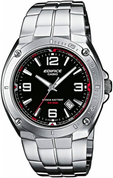 Наручные мужские часы Casio EF-126D-1A