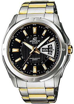 Наручные мужские часы Casio EF-129SG-1A