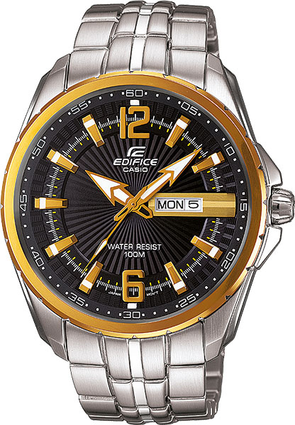 Наручные мужские часы Casio EF-131D-1A9