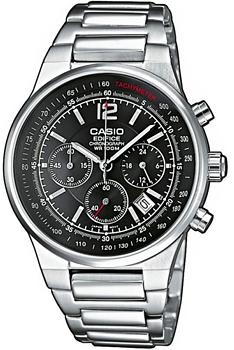 Наручные мужские часы Casio EF-500D-1A