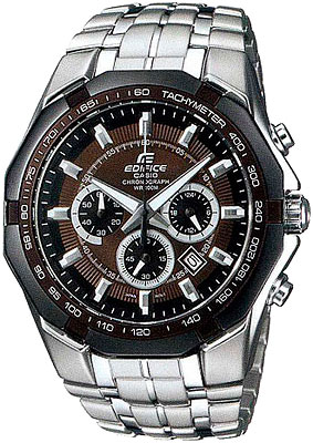 Наручные мужские часы Casio EF-540D-5A