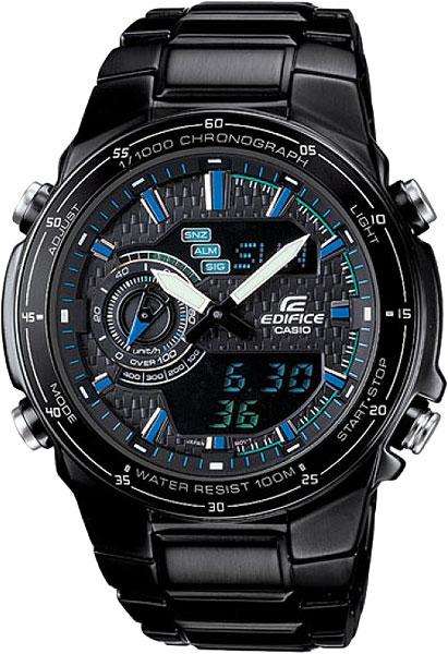 Наручные мужские часы Casio EFA-131BK-1A