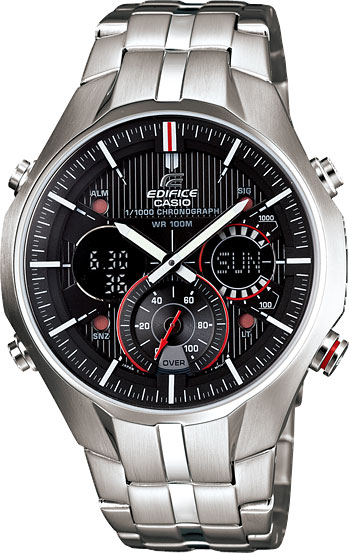 Наручные мужские часы Casio EFA-135D-1A4