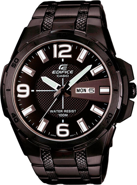 Наручные мужские часы Casio EFR-104BK-1A