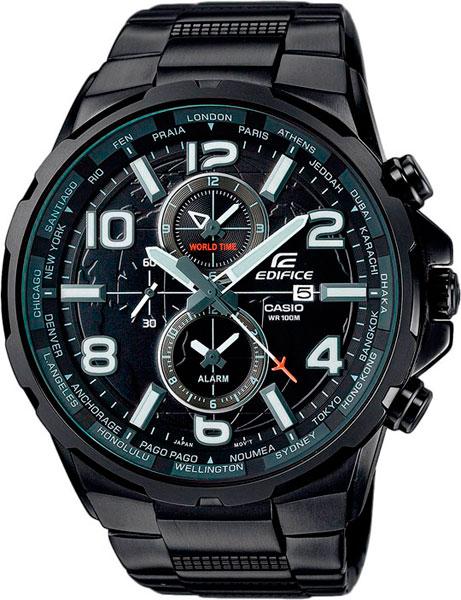 Наручные мужские часы Casio EFR-302BK-1A