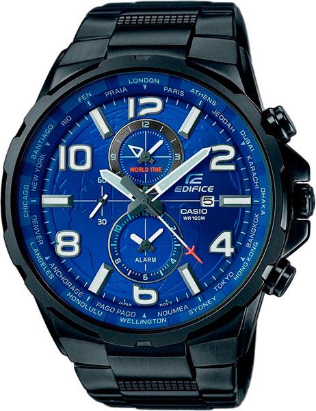 Наручные мужские часы Casio EFR-302BK-2A