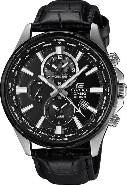 Наручные мужские часы Casio EFR-304BL-1A