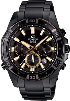 Наручные мужские часы Casio EFR-534BK-1A