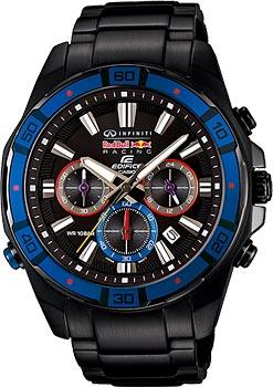 Наручные мужские часы Casio EFR-534RBK-1A