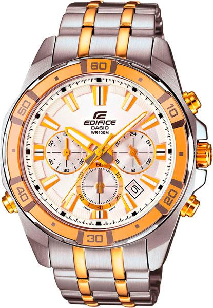 Наручные мужские часы Casio EFR-534SG-7A