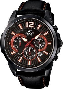 Наручные мужские часы Casio EFR-535BL-1A4