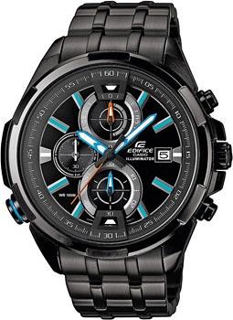 Наручные мужские часы Casio EFR-536BK-1A2