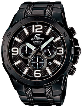 Наручные мужские часы Casio EFR-538BK-1A