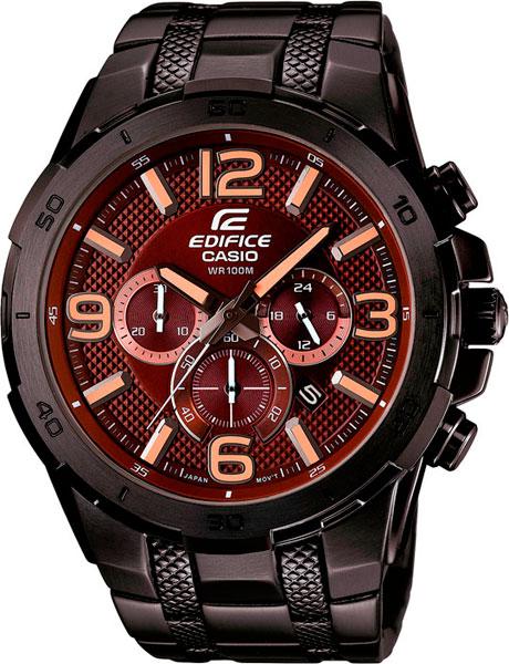 Наручные мужские часы Casio EFR-538BK-5A