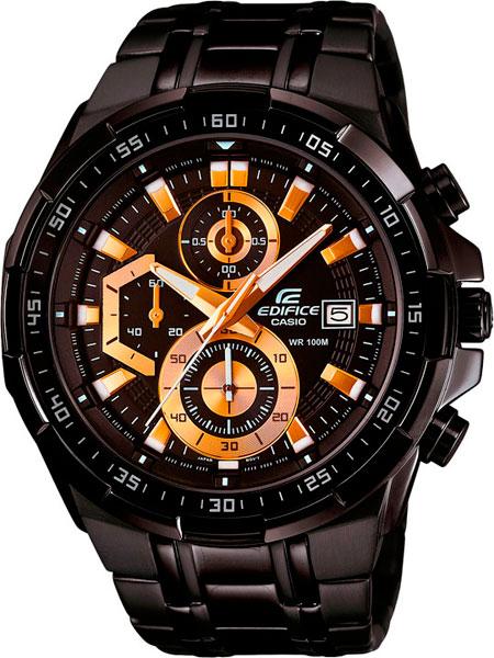 Наручные мужские часы Casio EFR-539BK-1A