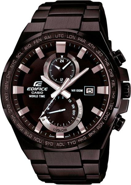 Наручные мужские часы Casio EFR-542BK-1A