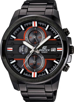 Наручные мужские часы Casio EFR-543BK-1A4