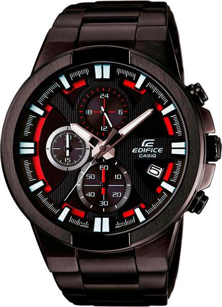 Наручные мужские часы Casio EFR-544BK-1A4