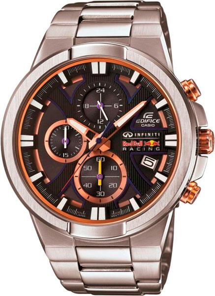 Наручные мужские часы Casio EFR-544RB-1A