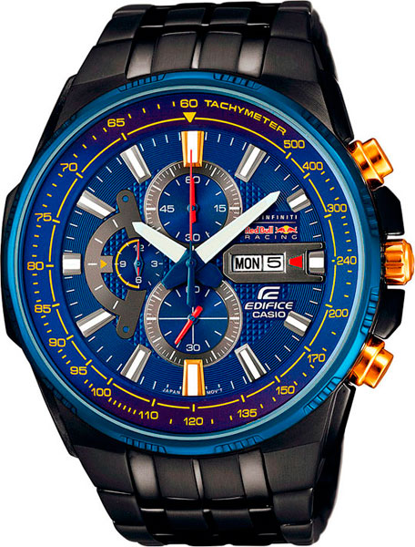 Наручные мужские часы Casio EFR-549RBB-2A