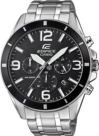 Наручные мужские часы Casio EFR-553D-1B