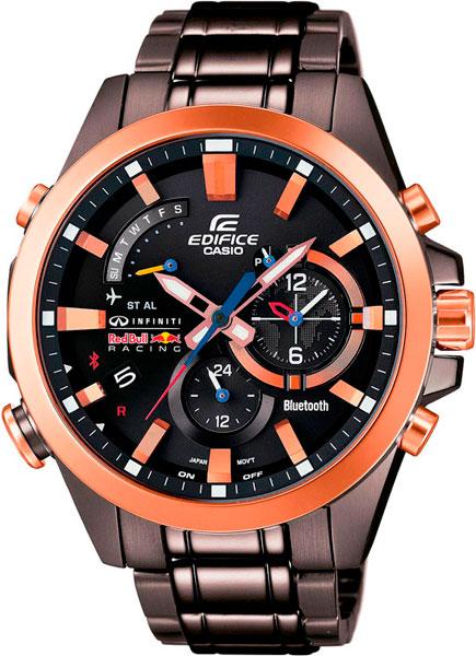 Наручные мужские часы Casio EQB-510RBM-1A