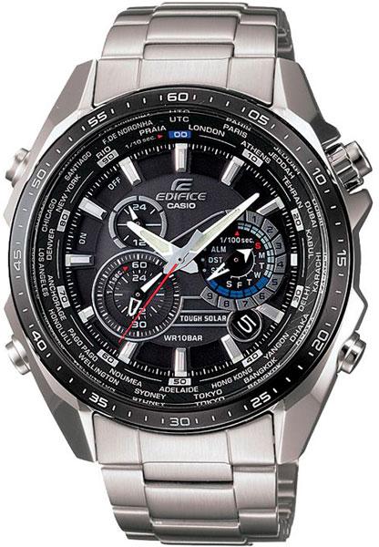 Наручные мужские часы Casio EQS-500DB-1A1