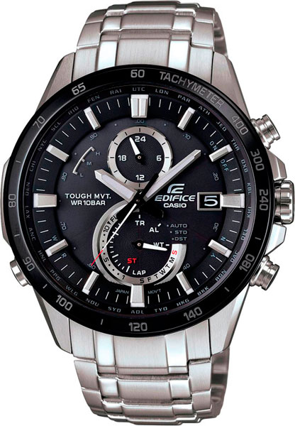 Наручные мужские часы Casio EQW-A1400DB-1A