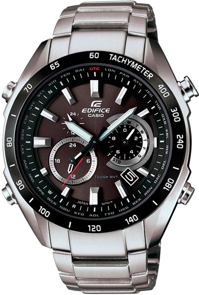 Наручные мужские часы Casio EQW-T620DB-1A
