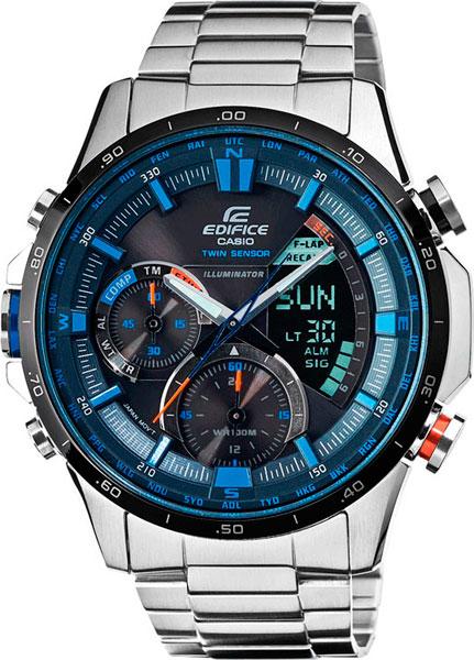 Наручные мужские часы Casio ERA-300DB-1A2