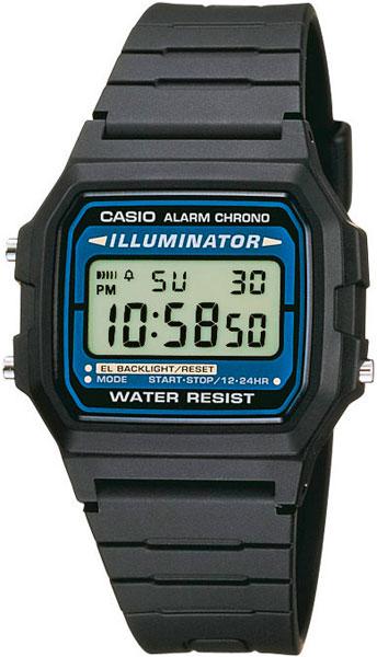 Наручные мужские часы Casio F-105W-1A
