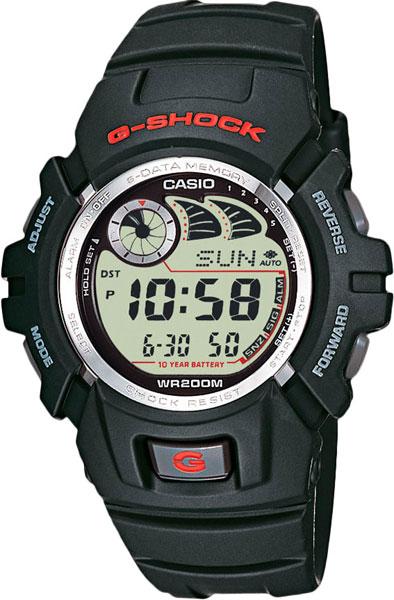 Наручные мужские часы Casio G-2900F-1V