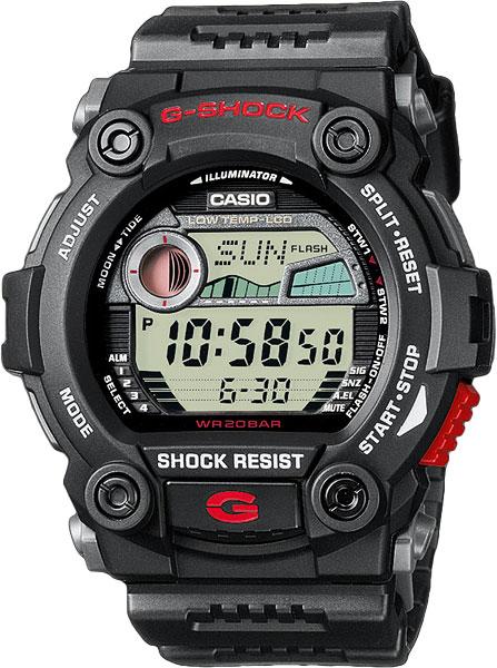 Наручные мужские часы Casio G-7900-1E