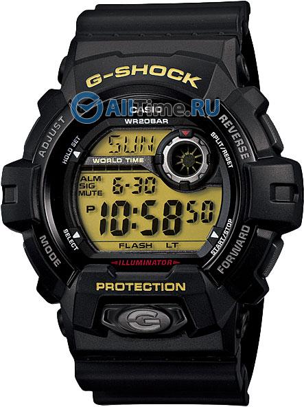 Наручные мужские часы Casio G-8900-1E