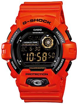 Наручные мужские часы Casio G-8900A-4E