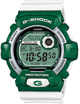 Наручные мужские часы Casio G-8900CS-3D