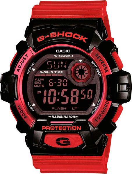 Наручные мужские часы Casio G-8900SC-1R