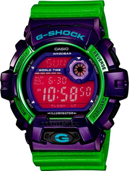 Наручные мужские часы Casio G-8900SC-6E
