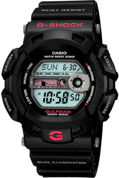 Наручные мужские часы Casio G-9100-1E
