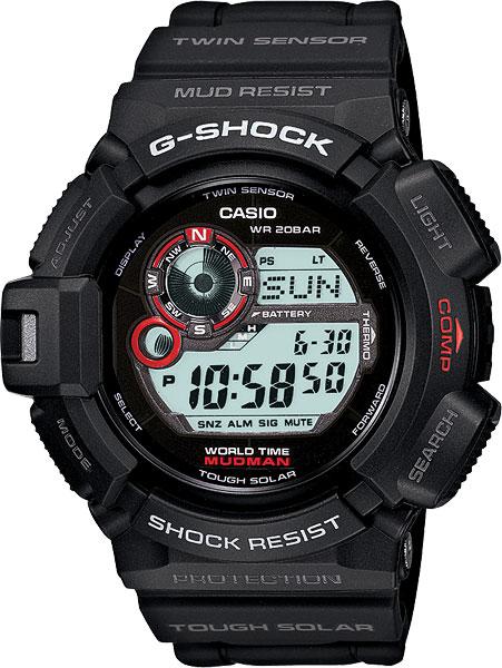 Наручные мужские часы Casio G-9300-1E